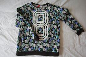 H&M sweatshirt, size XS