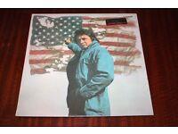 Johnny Cash Ragged Old Flag Vinyl LP Record