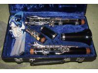 Boosey & Hawkes Regent clarinet