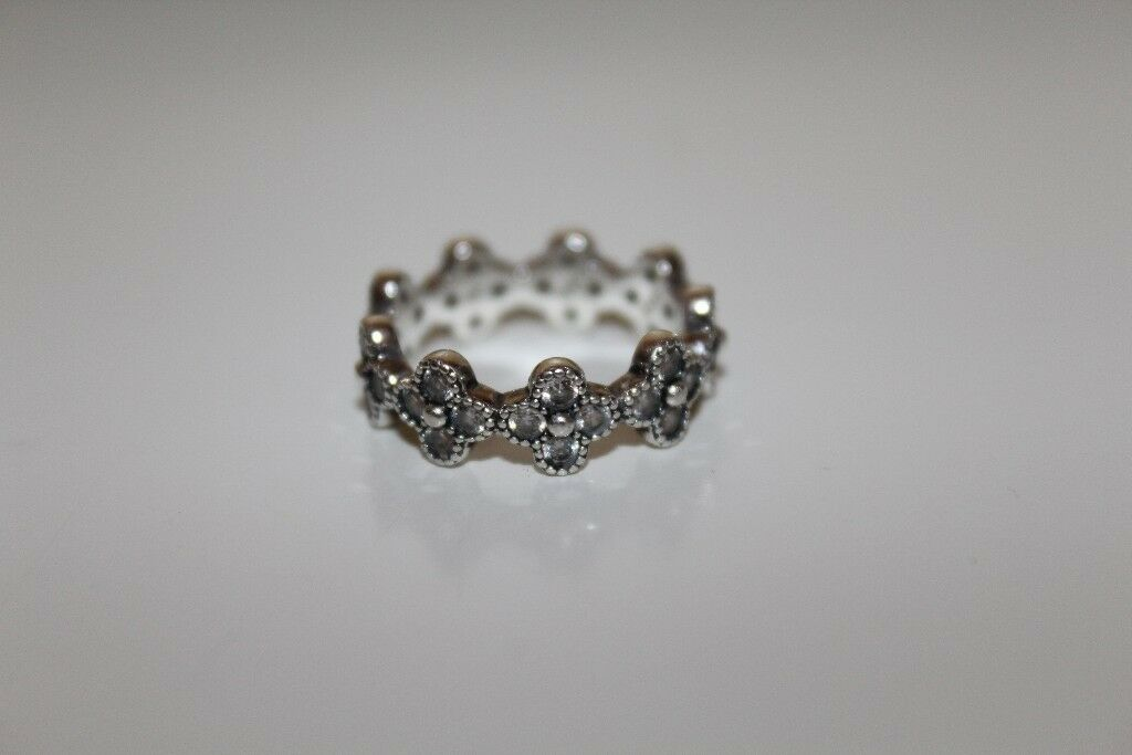 d41e530ae Pandora Oriental Blossom Ring - Size 50 - Unwanted Gift - comes with box