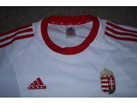 Adidas Hungary football shirt