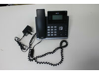 BT T41P PHONE - YEALINK IP PHONE IN EXCELLENT CONDITION