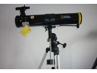 National Geographic Premium Telescope 76/700 EQ