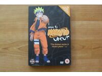 Naruto Uncut Series 1:1 - 13 episodes, 3 discs, fab condition