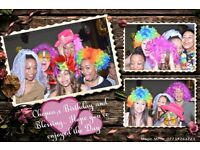 Photobooths Selfie and Magic Mirror Booths from £50 only.