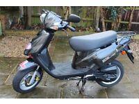 TGB 202 Classic moped