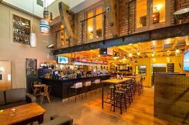 Part Time Staff - Constitution Bar Shore Area Leith