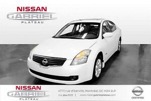 2009 Nissan Altima Hybrid TOIT ** SIEGES CHAUFFANT ** MAGS