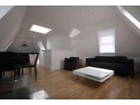 2 double bedroom new apartment in west croydon, stunning! no dss