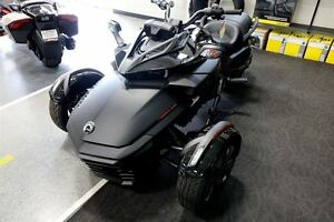 2016 can-am Spyder F3-S SE6 Special Series Save $3904!!!!