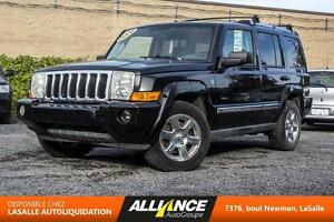 2006 Jeep COMMANDER LIMITED Limited