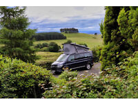 Campervan for hire Scotland