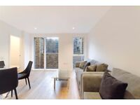 SPACIOUS AND FURNISHED 2 BEDROOM FLAT WITH PRIVATE TERRACE IN ST PANCRAS PLACE, KING'S CROSS, LONDON
