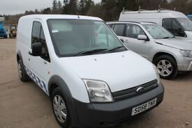 Ford transit connect t200 75hp