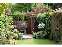 LUXURY GARDEN FLAT, CITY CENTRE/WEST END. ALL BILLS INCL. IN RENT. PLUS FREE PRIVATE CAR PARKING.