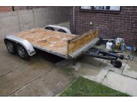 Twin Axle CAR TRAILER