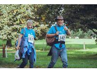 Parkinson's UK Volunteer Photographer - Blickling Estate Walk