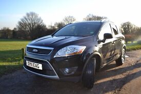 Ford Kuga, 2011, Black, Great Condition, FSH