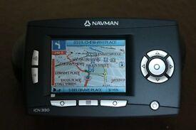 NAVMAN ICN 330 IN-CAR MOBILE GPS NAVIGATION