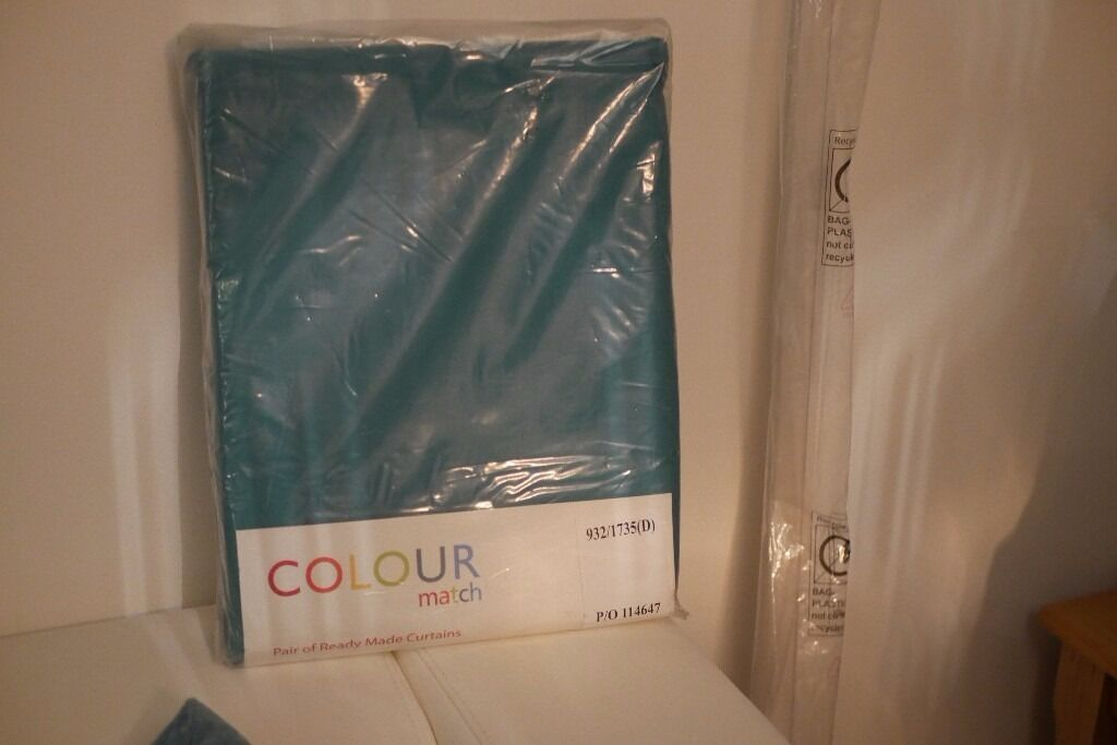 Pencil Pleat Blue Lagoon Curtains in High Wycombe  : 86 from www.gumtree.com size 1024 x 683 jpeg 55kB