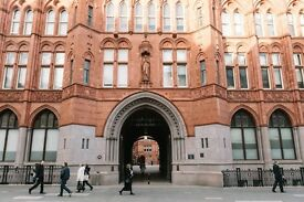 A BRAND NEW BUSINESS CENTRE OFFERED AN OFFICE SPACE FOR RENT AT Waterhouse Square London