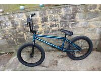 Blue Wethepeople Justice BMX 2017 Bike - £275 (RRP £470)