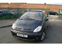 Citroen Xsara Picasso 2.0 HDi Exclusive 5dr MOTED- LOW MILEAGE