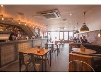 Waiting Staff wanted - Hub, St Ives