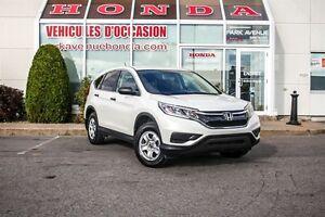 2015 Honda CR-V LX * AWD * Bluetooth * Sièges chauffants