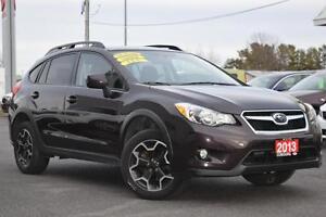 2013 Subaru XV Crosstrek Touring AWD   WINTER TIRES INCLUDED