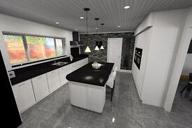 3d Interior & Exterior Images