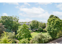 1 Bed Furnished Flat in Holland Park. Glorious Views & Access to Gardens.