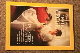 120 National Geographic Magazines