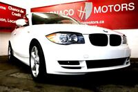 2010 BMW 1 Series 128I MANUAL SPORTS PKG