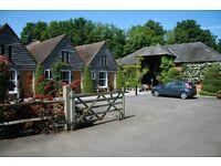 Live in house keeper required for a beautifully located converted Barn Hotel in Kent