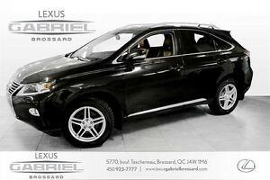 2013 Lexus RX 350 PREMIUM  CUIR, TOIT OUVRANT, AWD, NOUVEAU ARRI