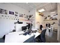 HACKNEY DOWNS STUDIOS / Studio 50: Bright + spacious space for creative studio, office / East London