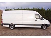 Man and van short notice, 24/7,reliable,affordable removal service from £15ph