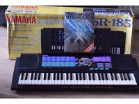 YAMAHA PSR-185 KEYBOARD POWER ADAPTOR/MUSIC HOLDER/MUSIC BOOK