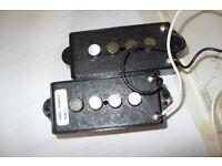 Seymour Duncan SPB-3 Quarter Pound Pickup for Precision Bass