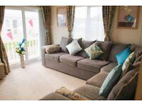 2014 ABI Roxbury, 2 bedroom Luxury Static Caravan, 2018 Site Fees included, South West Wales
