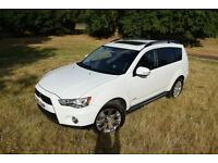 Mitsubishi Outlander 2.2 DI-D GX4 Low mileage 7 seater