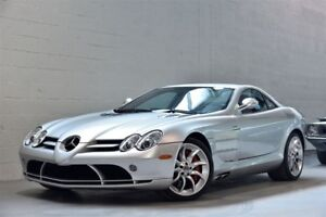 2005 Mercedes-Benz SLR MCLAREN COUPE