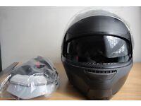 Men's flip up Helmet .. gilera runner piaggio typhoon 125 172