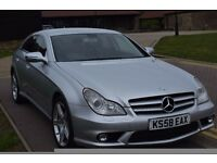 Mercedes-Benz CLS320 CDI 7G-Tronic 4dr AMG BODYKIT FACE LIFT