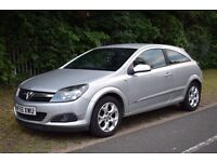 VAUXHALL ASTRA 1.6 16v SXI SPORT COUPE 2006 WITH ONLY 90k MILES COUPE NEW MOT!!!