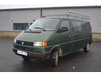 NEAT LEFT HAND DRIVE VOLKSWAGEN TRANSPORTER, DRIVES EXCELLENTLY, LONG WHEEL BASED,ENOUGH SPACE..CALL