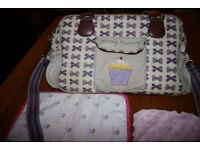 Baby Changing Bag by Yummy Mummy