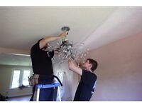Ace Hanging light installer