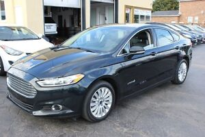 2014 Ford Fusion SE Hybrid Leather